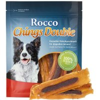 Snacks Rocco Chings Double, Huhn & Lamm