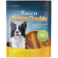 Snacks Rocco Chings Double, Huhn & Leber