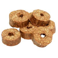 Snacks Schecker DOGREFORM Cerealien und Straußenfleisch