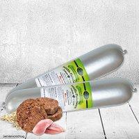Snacks Schecker DOGREFORM Fleischwurst Sensitiv