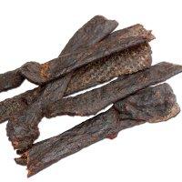 Snacks Schecker DOGREFORM PUR-Fleisch-Streifen Wildschwein