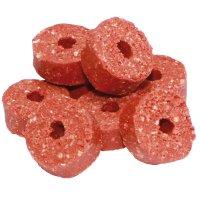Snacks Schecker Greenhound Belohnungsringe- Cerealien & Lachs