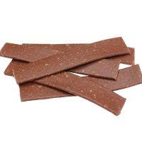 Snacks Schecker Greenhound Softies - Gourmet-Kaustreifen Lamm & Reis