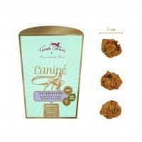 Snacks Terra Canis Canipè Getreidefrei, Kaninchen mit Gemüse, Aprikose und Pflaume
