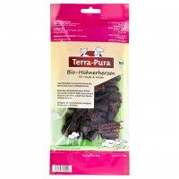 Snacks Terra-Pura Bio-Hühnerherzen