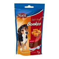 Snacks TRIXIE Soft Snack Bonkos Rind