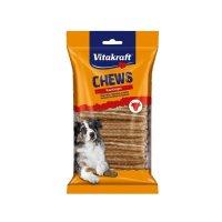 Snacks Vitakraft Chews Kaustangen 12,5cm gedreht