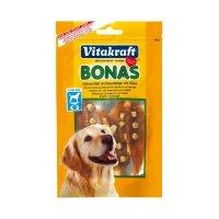 Snacks Vitakraft Chicken Bonas mit Käse