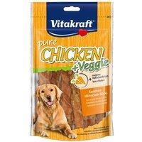 Snacks Vitakraft Chicken Veggie Karottenstick und Hühnchen-Sticks