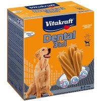Snacks Vitakraft Dental 3in1 >10 kg