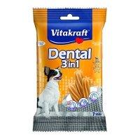 Snacks Vitakraft Dental 3in1 <5 kg