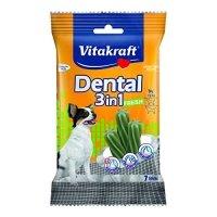 Snacks Vitakraft Dental 3in1 Fresh <5 kg