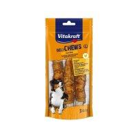 Snacks Vitakraft For You Kaurollen mit Huhn