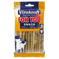 Snacks Vitakraft For You Kaustangen gedreht 12,5cm
