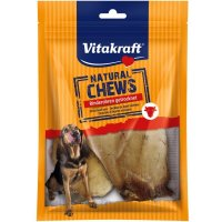 Snacks Vitakraft Natural Chews Rinderohren getrocknet