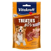Snacks Vitakraft Treaties Bits Leberwurst