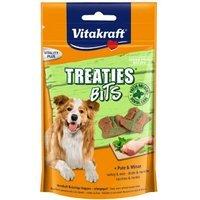 Snacks Vitakraft Treaties Bits Pute und Minzöl