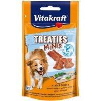 Snacks Vitakraft Treaties Minis Lachs & Omega