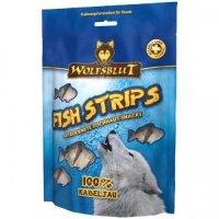 Snacks Wolfsblut Fish Strips Kabeljau Streifen