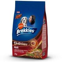 Trockenfutter Affinity Brekkies Delicious Adult Beef