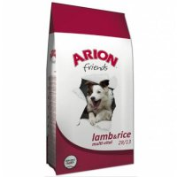 Trockenfutter Arion Friends Lamb & Rice Multi-Vital 28/13