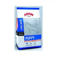 Trockenfutter Arion Original Puppy Large Salmon & Rice