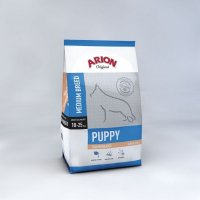 Trockenfutter Arion Original Puppy Medium Salmon & Rice