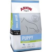 Trockenfutter Arion Original Puppy Small Chicken & Rice