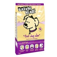 Trockenfutter Barking Heads Fat Dog Slim Adult Light-Rice and Chicken