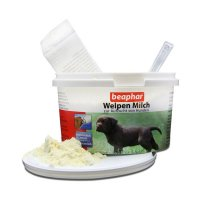 Trockenfutter Beaphar Welpen Milch