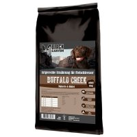 Trockenfutter Black Canyon Buffalo Creek Büffel & Makrele