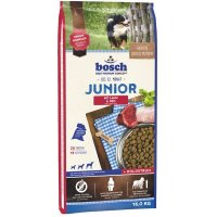 Trockenfutter bosch Junior Lamm & Reis