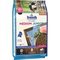Trockenfutter bosch Medium Junior