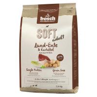 Trockenfutter bosch SOFT Land-Ente & Kartoffel