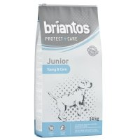 Trockenfutter Briantos Junior Young & Care