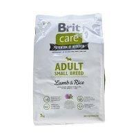 Trockenfutter Brit Care Adult Small Breed Lamb & Rice