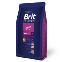 Trockenfutter Brit Premium Adult S