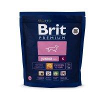 Trockenfutter Brit Premium Junior S