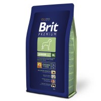 Trockenfutter Brit Premium Junior XL
