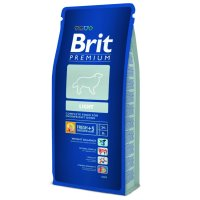Trockenfutter Brit Premium Light