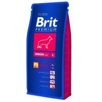 Trockenfutter Brit Premium Senior L