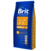 Trockenfutter Brit Premium Senior M