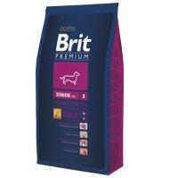 Trockenfutter Brit Premium Senior S
