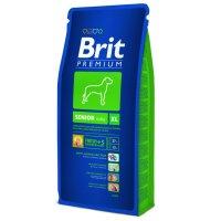 Trockenfutter Brit Premium Senior XL