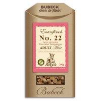 Trockenfutter Bubeck No. 22 Adult Mini Entenfleisch