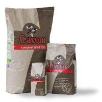 Trockenfutter Cavom Compleet Lamm & Reis