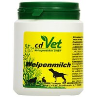 Trockenfutter cdVet Welpenmilch