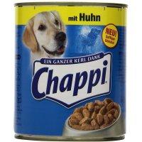 Trockenfutter Chappi Hundefutter mit Geflügel