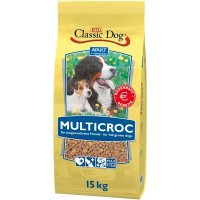 Trockenfutter Classic Dog Adult Multicroc