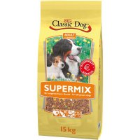 Trockenfutter Classic Dog Adult Supermix